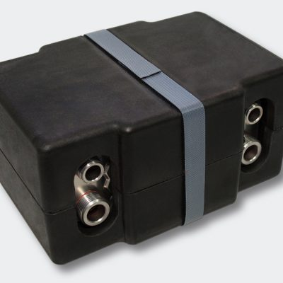 Insulation Jacket for 44kw Heat Exchanger