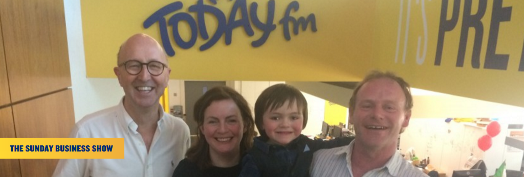 Heat Hero Appear On Today FM – The Sunday Business Show