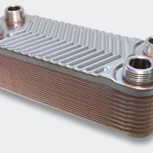 44KW STAINLESS STEEL HEAT EXCHANGER
