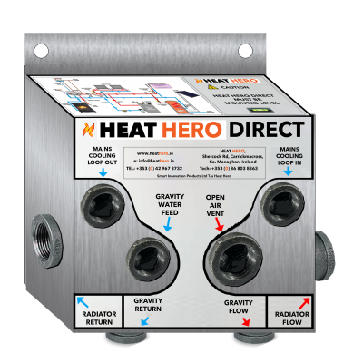 Heat Hero Direct 9