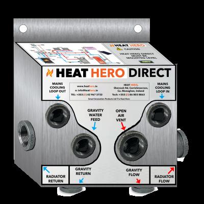 Heat Hero Direct 9
